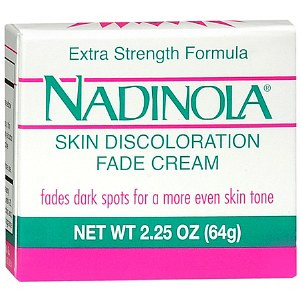 6 Pack - Nadinola Skin Discoloration Fade Cream for Normal Skin 2.25 oz NFL New York Giants Lip Balm